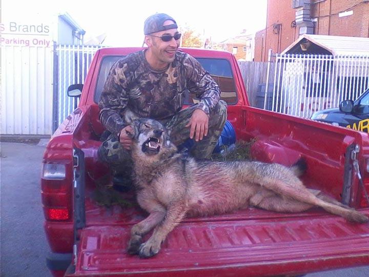 Prosecute Wolf Killers