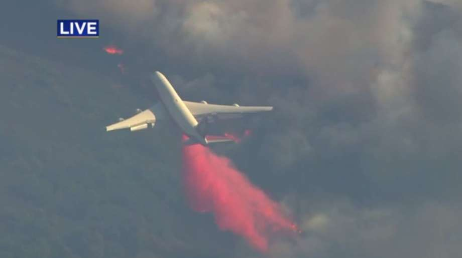 World's largest firefighting airplane in Redding to help ...